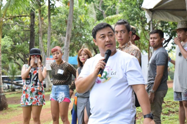 GFORCE Project Dance Glamping 2016 facilitated by ExeQserve